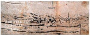 TIMIŞUL DE IERI- Stampe de colecţie cu Cetatea Timişoarei 3